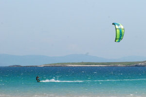 Beginner Kitesurf Lesson with Wild Diamond, Gott Bay, Isle of Tiree