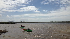Kayak Hire Loch Bhasapol with Wild Diamond, Isle Of Tiree, Scotland